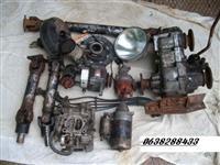 Suzuki Jeep Samuraj Delovi i oprema