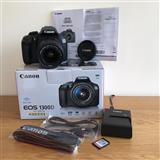 CANON EOS 1300D sa 18 - 55 mm objektivom