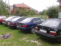 BMW E36 DELOVI 316 318 320 325 TDS