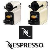 Nespresso Inissia aparat za kafu NOVO Beli/Bez