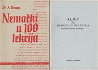 Nemački u 100 lekcija sa ključem