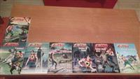 Stripovi Dylan Dog,Zagor,MysterNO I Martin Myster