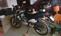 Kroserica CROWN CM200GY2 12kw 200ccm