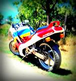 Honda NSR 125cc RR (Citaj opis)