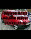 Delovi za Daewoo Matiz 1998-2001