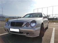 2001 Mercedes Benz E 200 CDI