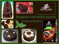 Belgijska cokoladna pastila- sa stevijom