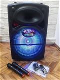 Karaoke zvucnik sa akumulatorom