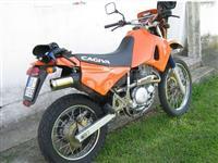 Enduro Cagiva w12 350