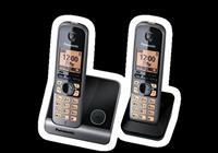 Bezicni telefon Panasonic i slusalice