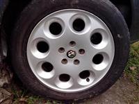 Alfa Romeo  alu felne