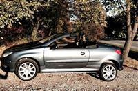 Peugeot 206cc HDI 1.6 kabriolet -06