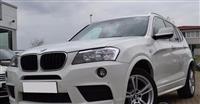 2013 BMW X3 xDrive M-Sportpaket