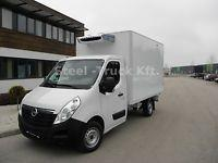 Opel Movano Chassis Cab L2 125Le MT6