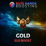 Lol elo Boosting Bronze-Gold