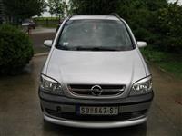 Opel Zafira TDI 2.0-02 COMFORT 7 SEDISTA