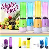 Shake n Take 3 - BLENDER sa 2 posude-Novo!