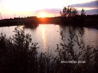 Vestacko jezero u selo Slepcevic