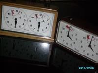 Sahovski časovnici