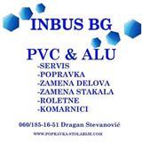 Popravka,servis i održavanje PVC i ALU stolarije.