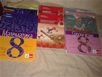 Knjige za 5.,6.,7.,8. razred