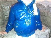 Italijansku musku deciju jaknu