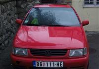 VW Polo 1.4 B -97