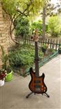 R Custom handmade  5 strings bass