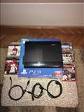 PlayStation 3 12gb+500gb