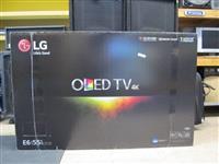 LG OLED55E6P Flat 55-Inch 4K Ultra HD  OLED TV