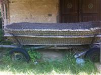 Kola za salase dvorista etno sela
