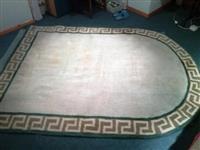 Diana vuneni tepisi i staze