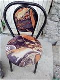 3 Stolice kao sa slike skoro nove