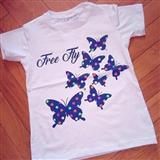 Novo majice za devojcice