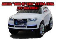 Audi Q7 XMX Auto na akumulator 12V sa daljinskim