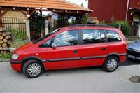 Opel Zafira Elegance (uvoz iz Nemacke)