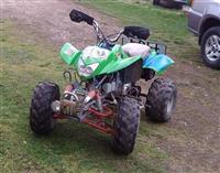 Shineray ATV 200 WATERCOLD
