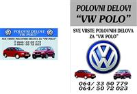 Sve za VW Polo