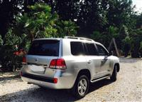 Toyota Land Cruiser v8 d4d -09