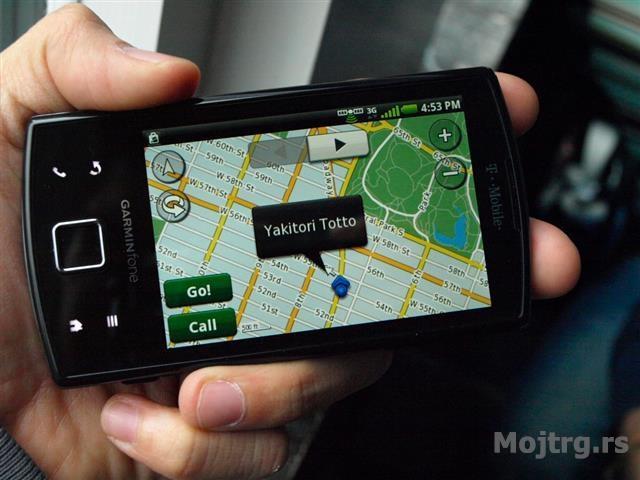 Ubacivanje Gps Mapa I Softvera U Mobilne Beograd
