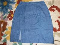 Zenska jeans suknja