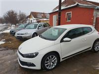 Volkswagen Scirocco RESTAJLING