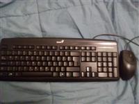 Miš i tastatura Genius