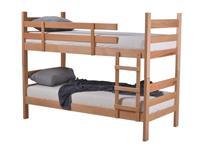 Krevet na sprat natur sa 2 duseka
