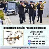 Trubači za sahrane pogrebe Šabac