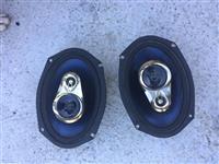 Zvučnik za Auto AxTon 200w
