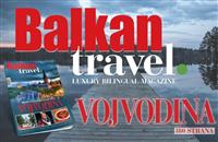 Zakup oglasnog prostora u luksuznom magazinu Balkan Travel