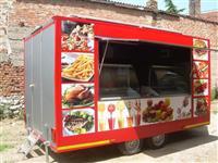 Imbisswagen fast food