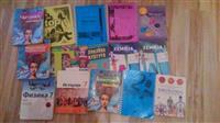 Knjige za sedmi razred OS