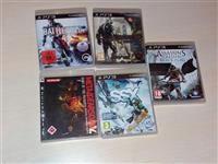 PS3  igrice pojedinacno